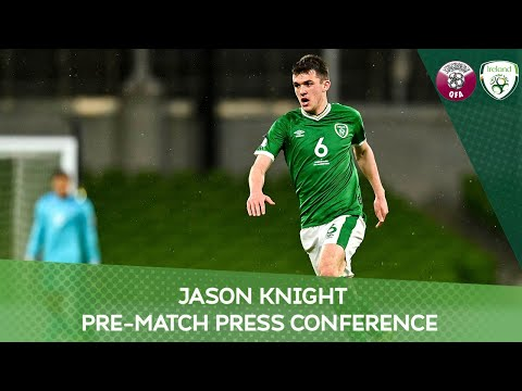 PRE-MATCH PRESS CONFERENCE | Jason Knight