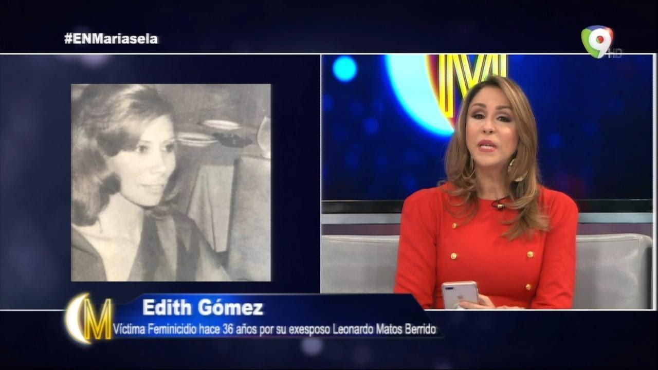 Mariasela -  narra la historia de Leonardo Matos Berrido y el asesinato a su ex esposa