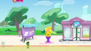 Littlest Pet Shop! Серия 34! Сушка питомцев Игра Магазин домашних животных