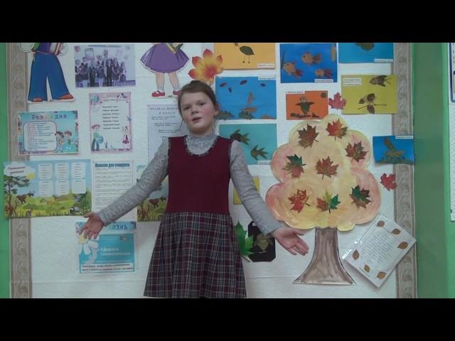 Изображение предпросмотра прочтения – ТатьянаНадеина читает произведение «Стрекоза и Муравей» И.А.Крылова