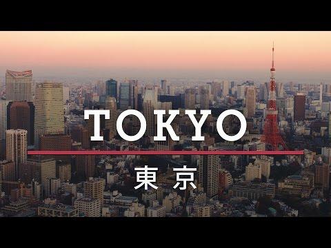 TOKYO, JAPAN – Travel Video Montage