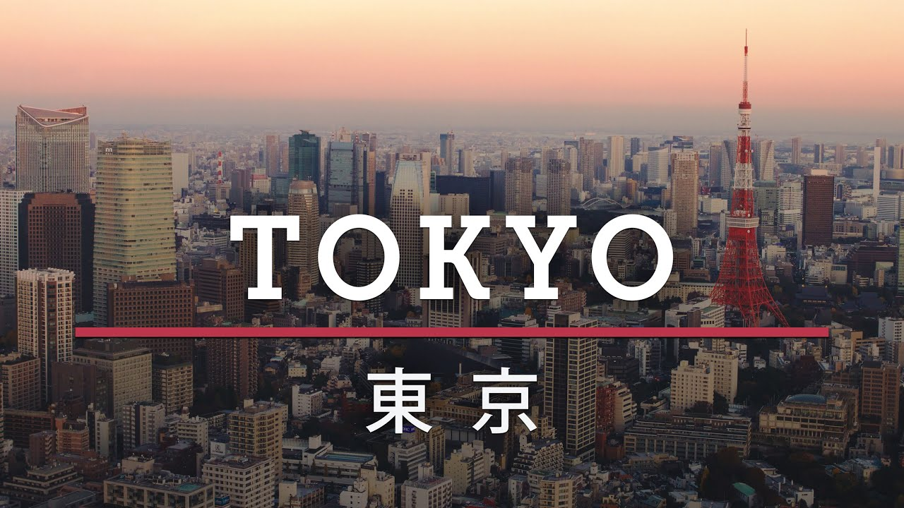 TOKYO JAPAN Travel Video Montage YouTube