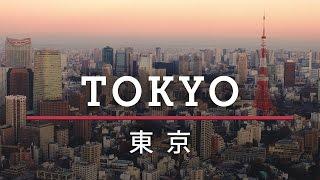 TOKYO – Travel Video Montage