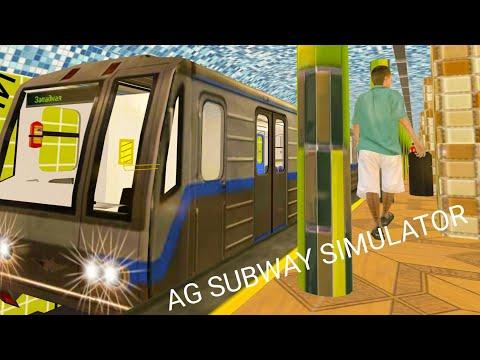 AG SUBWAY SIMULATOR MOBILE  все линии
