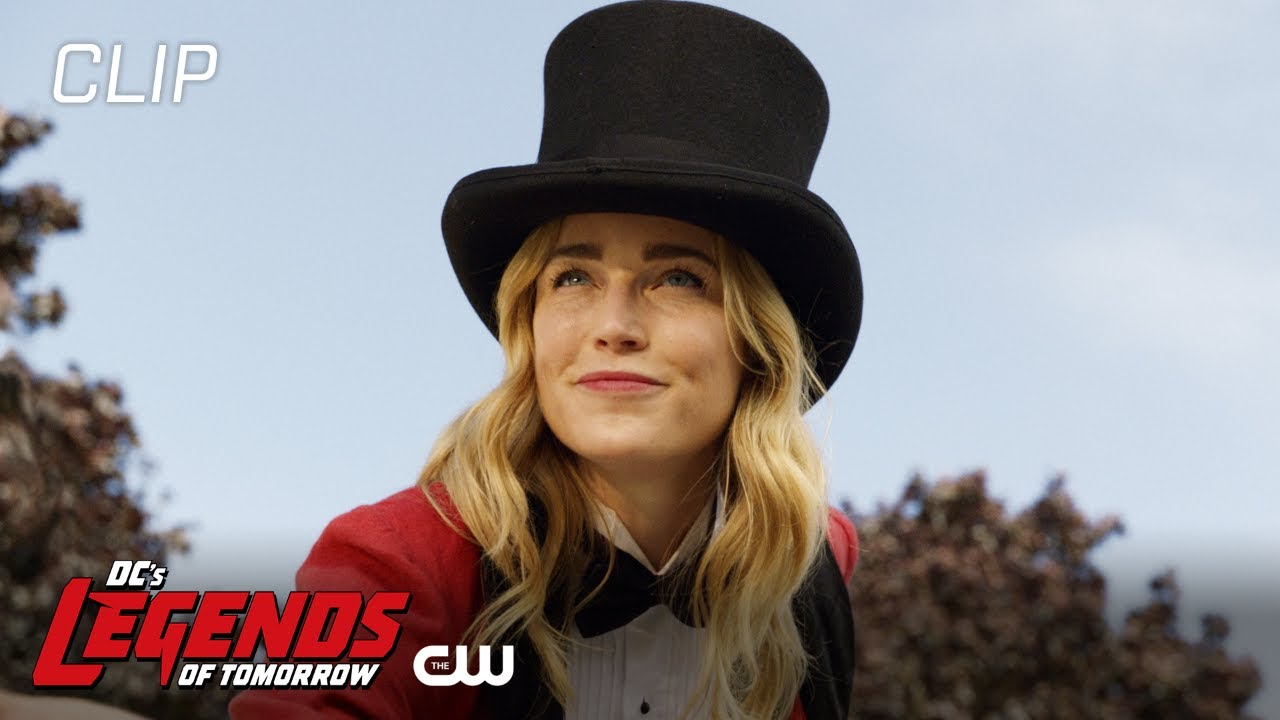 Download DC's Legends of Tomorrow | Season 7 Episode 1 | Good Afternoon Odessa Scene | The CW