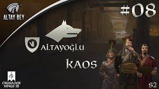 Crusader Kings 3 Türkçe - Kaos (Orta Asya Hikayesi) #8