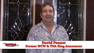 WCW Ring Announcer David Penzer Full Shoot Interview 2h+