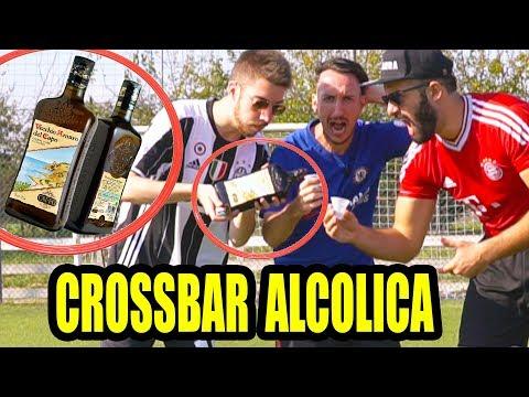 CROSSBAR CHALLENGE ALCOLICA!!!  w/ illuminati crew