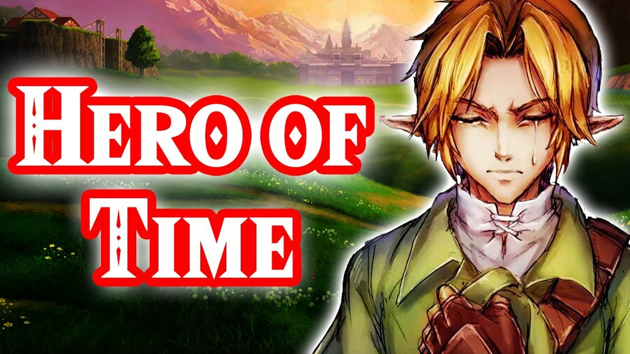 Download The Tragic Life of the Hero of Time - Zelda Theory