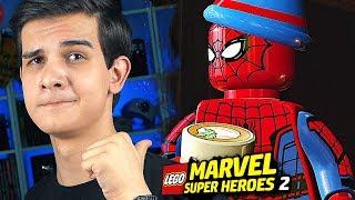 LEGO Marvel Super Heroes 2 - ПЕРВЫЙ ВЗГЛЯД