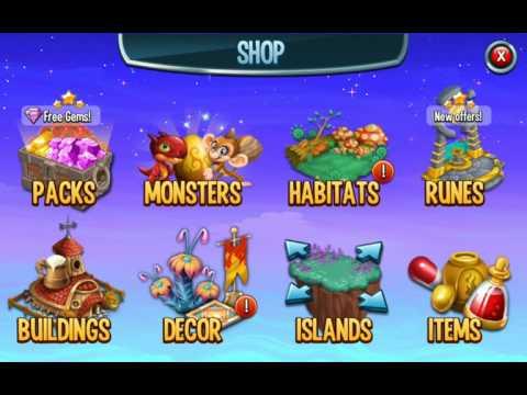 Monster Legends Tricks I Glitches/Hacks