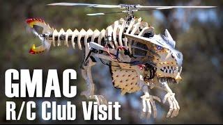 Greensborough Model Aircraft Club Visit prior to Hobby King