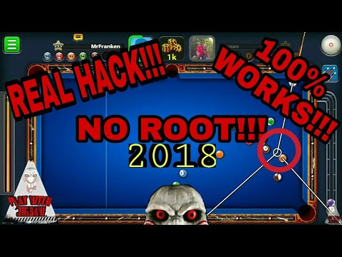 8 Ball Pool Hack Cheat No Root 2018 Part 1 Tips And Tricks