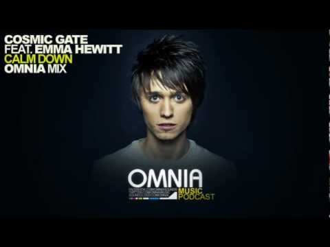 Клип Cosmic Gate - Calm Down - Omnia Remix