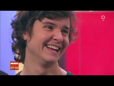 Lukas Graham - Love Someone / 7 Years (ARD-Morgenmagazin - 2018-11-14)