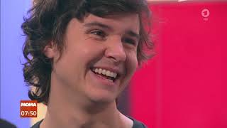 Lukas Graham - Love Someone / 7 Years (ARD-Morgenmagazin - 2018-11-14)