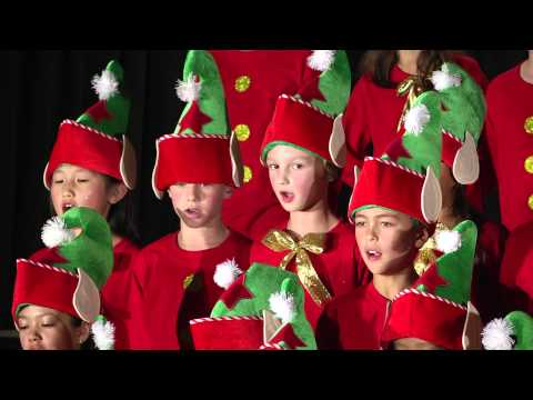 2014 Mission Bay Montessori Academy Christmas Show: Full Edit