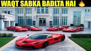 Waqt Sabka Badalta Hai    Baapu Tere Karke     गरीब  VS अमीर      Desi People
