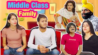 Every Indian Middle Class Family Ever    Charu Dixit   