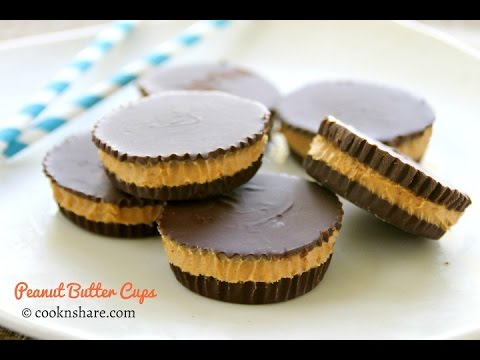 Peanut Butter Cups - 2 Ingredients