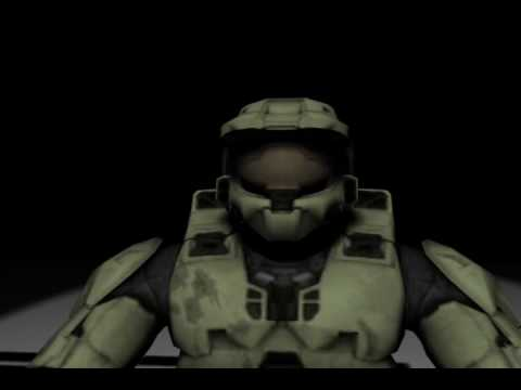Halo 3 Master Chief Model download