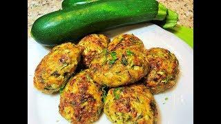 Котлеты с Мясом и Кабачками в духовке для худеющих. Диета, Правильное питание. Beef with Zucchini
