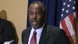 Ben Carson strikes back at the press
