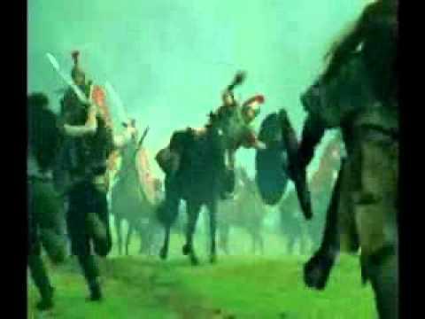 Sarmatian Warriors in King Arthur
