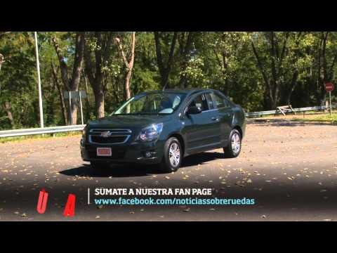 Test Chevrolet Cobalt