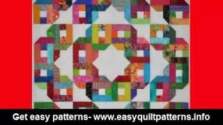 easy quilt crafts scrap quilt gallery