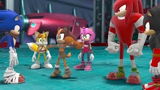 Sonic Boom: Rise of Lyric (Wii U) & Shattered Crystal (3DS) Trailer