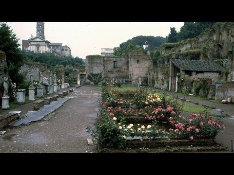 A Walking Tour of the Roman Forum