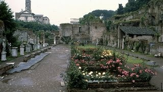 A Walking Tour of the Roman Forum