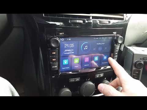 Штатная магнитола Opel Android 2Гб, PX30