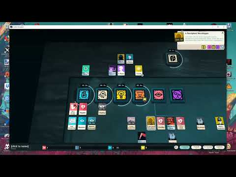Cultist Simulator / Priest |