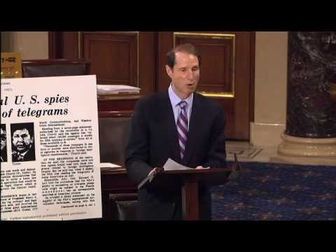 Wyden Warns of Potential Public Backlash From Allowing Secret Law
