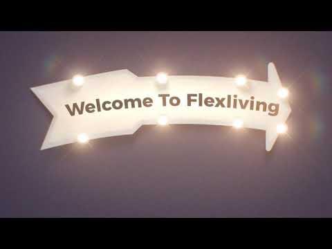 Flexliving : Reflective Rainbow Bag