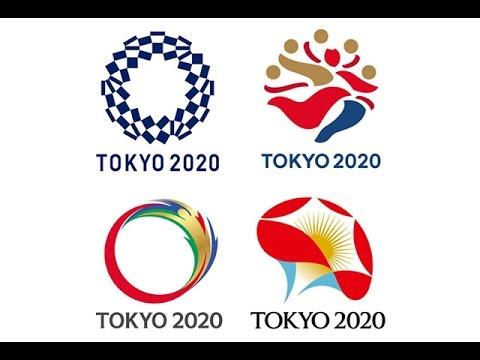 ญี่ปุ่นเปิดตัว4โลโก้กีฬาโอลิมปิกปี2020