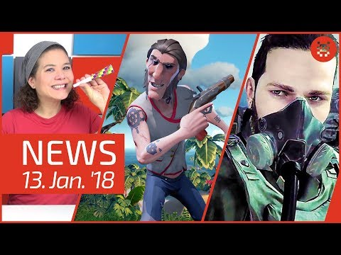 NEWS Pokémon GO - Call of Duty WW2 - Sea of Thieves - Metal Gear Survive - HTC Vive Pro