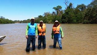 Registro - Expedição no Rio Paracatu   2014