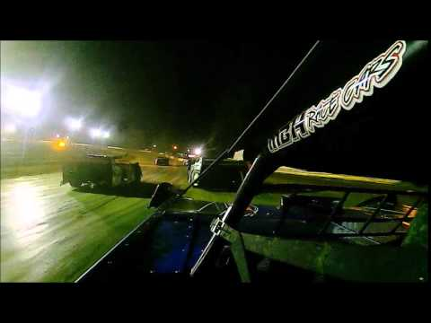 Jared Powell @Eastside Speedway 8-22-15