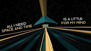311 - Space and Time [Official Lyric Video]