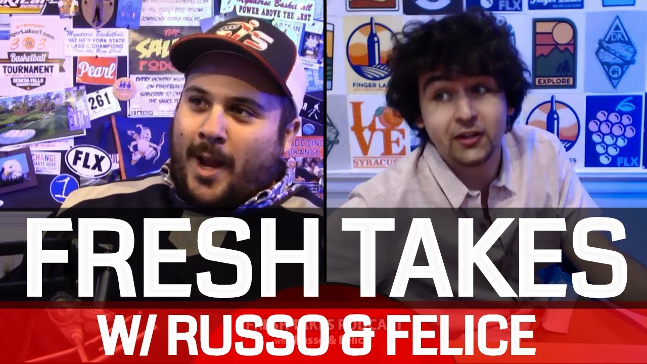 Super Bowl reflections & NBA trade deadline discussion .::. Fresh Takes w/ Russo & Felice 2/5/19