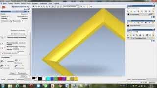 Уроки artcam рамка