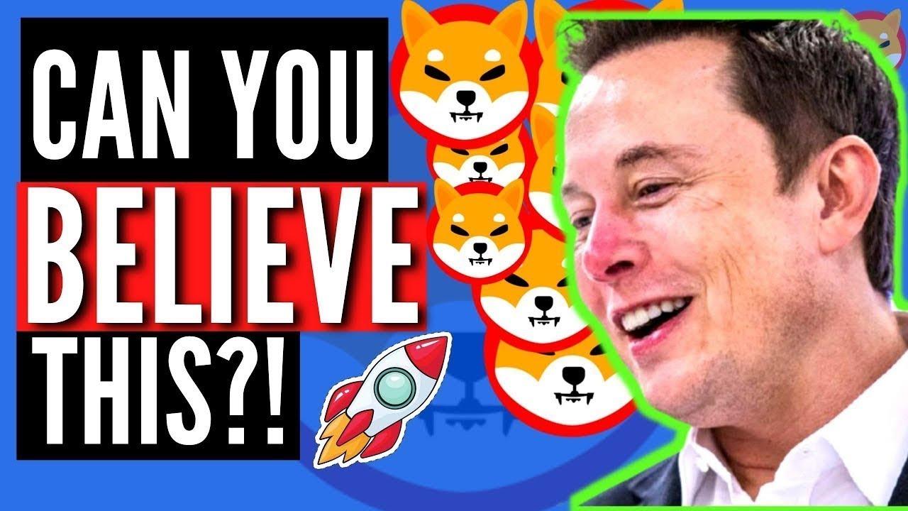 SHIBA INU COIN Why Elon Musk is the Real Ryoshi | Shib Token Will Hit alt=