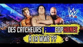 Les CATCHEURS FRANCAIS à la WWE ! | Phenomara |