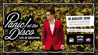 Panic! At The Disco • Live In Singapore