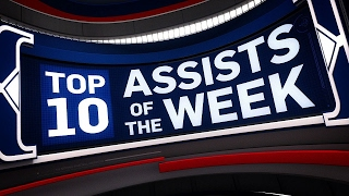 Top 10 State Farm Assists of the Week 1.30.2017 - 2.4.2017