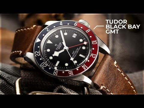 First Impressions And Unboxing - The Tudor Black Bay GMT