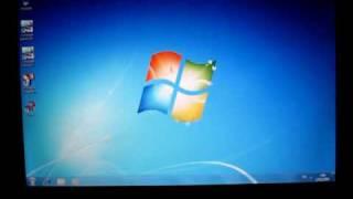 Windows 7 Toshiba Satellite A100